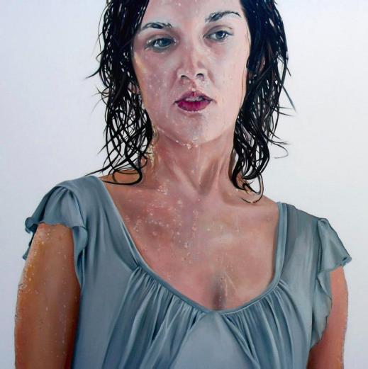 """Michelle"" 130 X 120 Cms - 2010. En Venta."