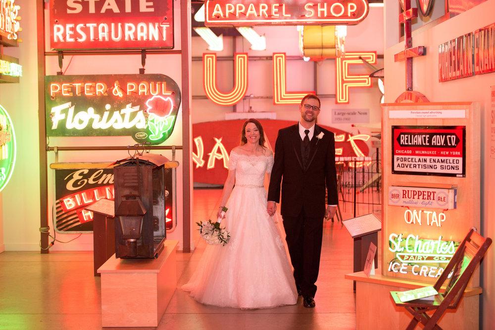 Noelle & John's Wedding