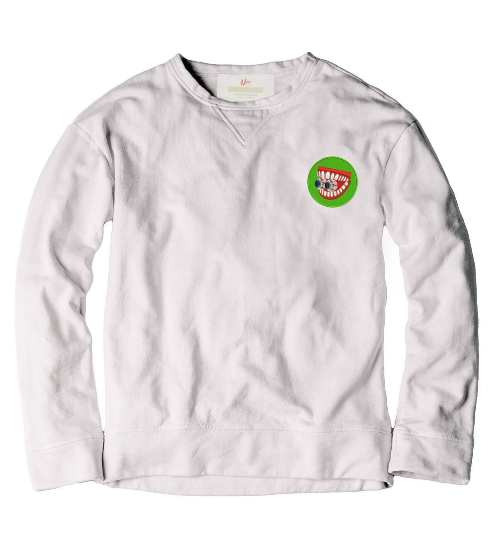 Gabe Alaca x Algae Limited Edition Sweatshirt.