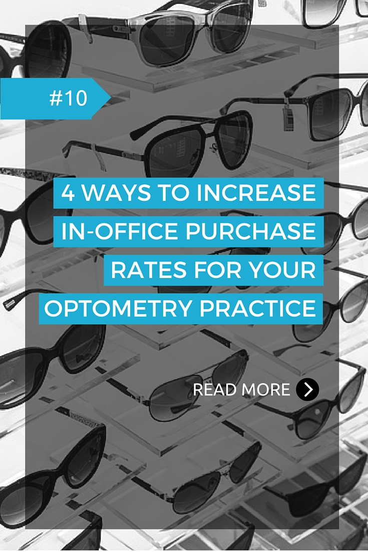 How to retain and grow your patient's eye wear purchases when people think they can get a better deal online.
