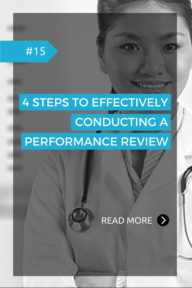 4 Steps to Effectively Conducting a Performance Review