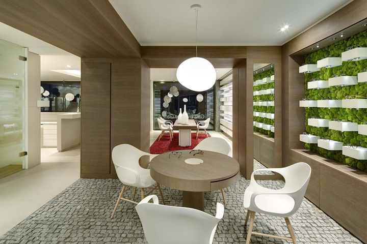 Ordinaire 7 Inspiring Optometry Office Designs [gallery]
