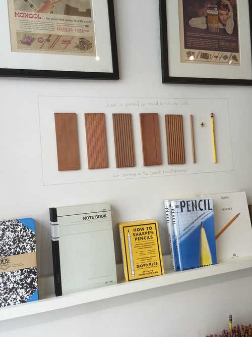 CW Pencil Enterprise Loja de Lápis New York