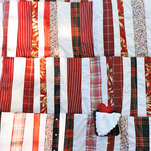 Ribbon Quilt 2