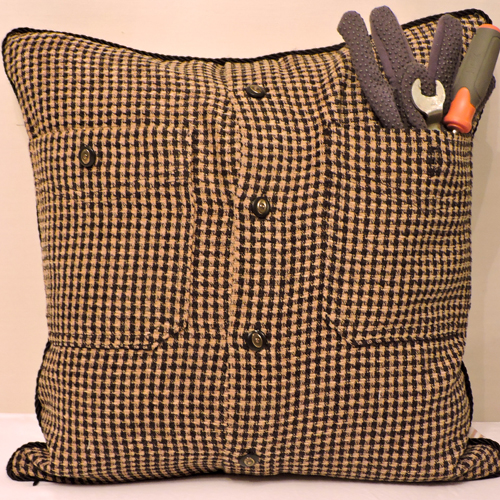 Shirt-front Pillow