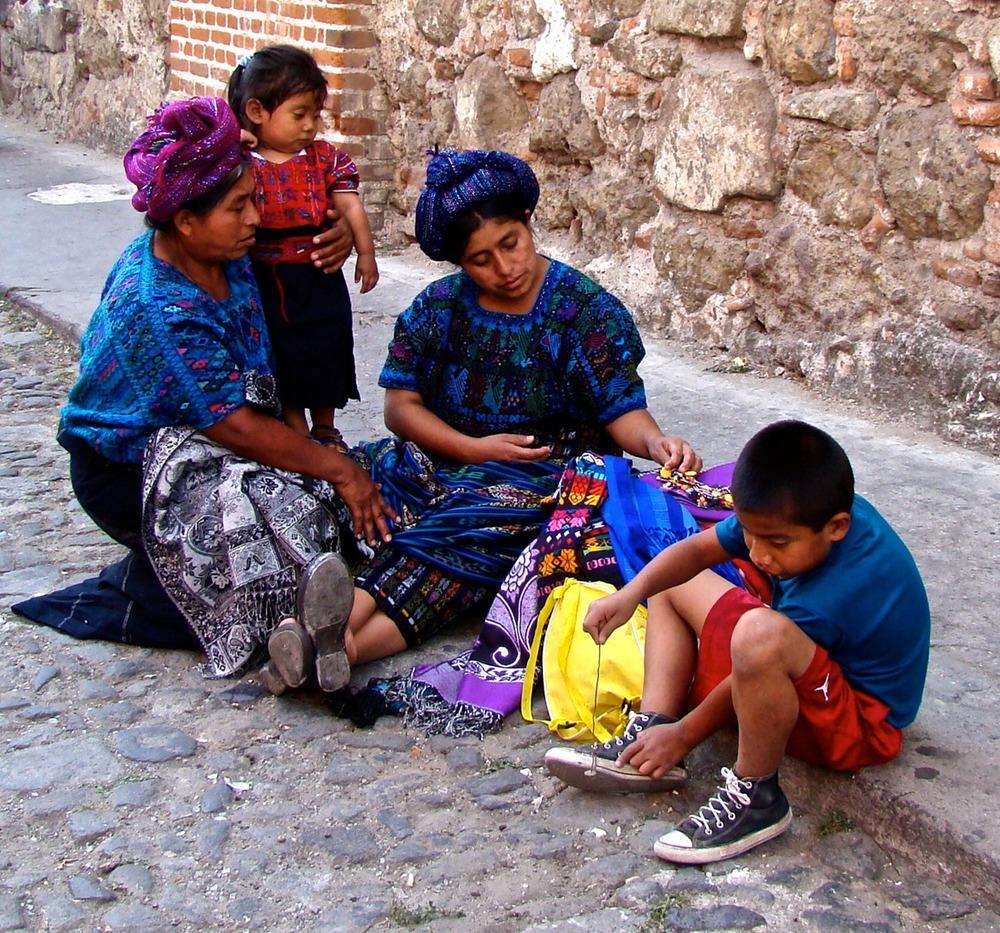 TRAVELING ACROSS GUATEMALA