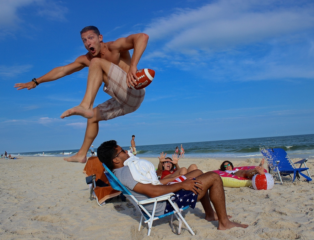 DON'T FALL ASLEEP ON THE BEACH, AND OTHER LESSONS LEARNED IN FIRE ISLAND