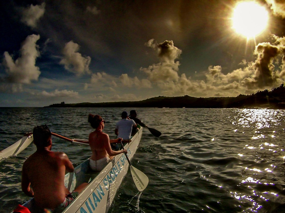 OUTRIGGER CANOE & SNORKEL IN MAUI