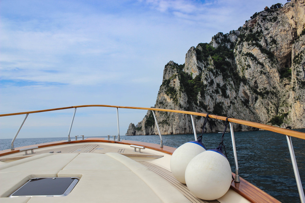 CAPRI YACHT EXURSION