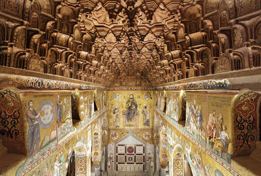 Palazzo dei Normanni e Cappella Palatina
