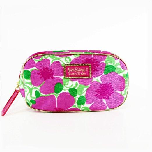 Estee Lauder Lilly Pulitzer Spring Cosmetic Bag - $9.18