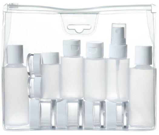 Travel Smart Airport Approved Bottle Set - $12.99