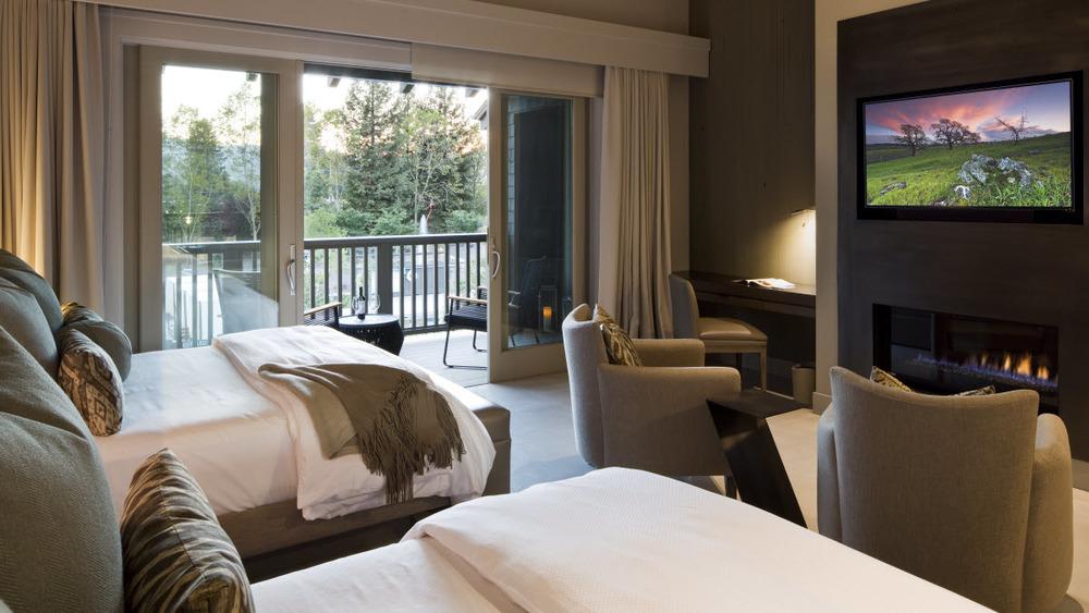 SENZA HOTEL - NAPA VALLEY