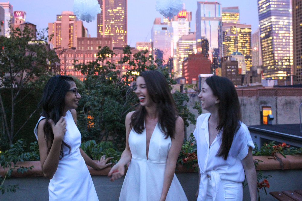 HOW TO THROW YOUR OWN DINER EN BLANC