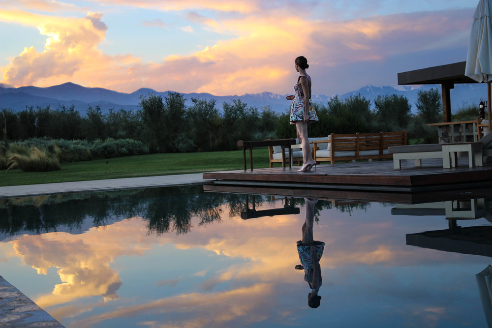 THE VINES OF MENDOZA LUXURY HOTEL VIDEO SERIES