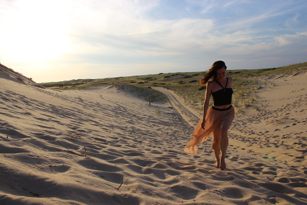 HOW TO WITNESS THE UNPARALLELED BEAUTY OF THE CAPE COD DUNES   Provincetown, Massachusetts