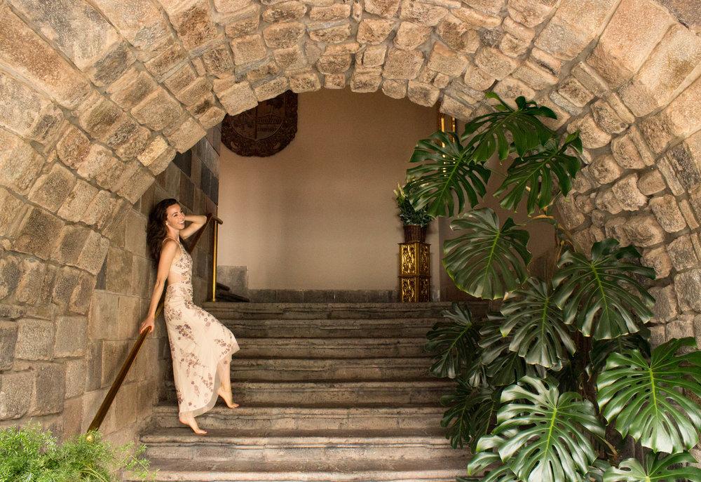 Palacio del Inka
