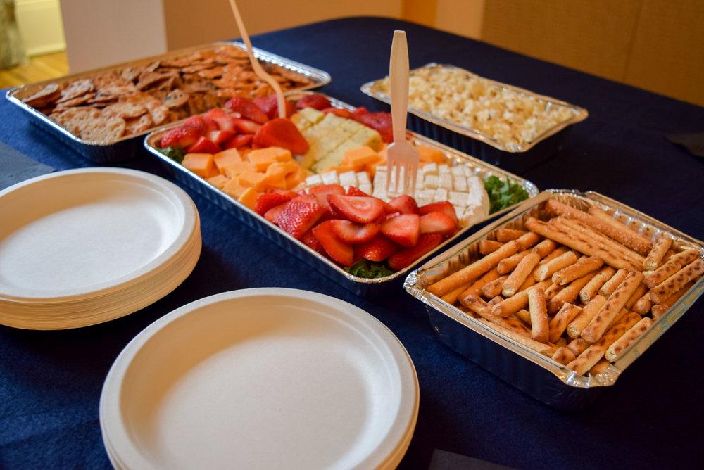 Delicious spread