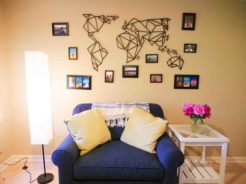 How To Design A Travel Themed Room Sarahfunky