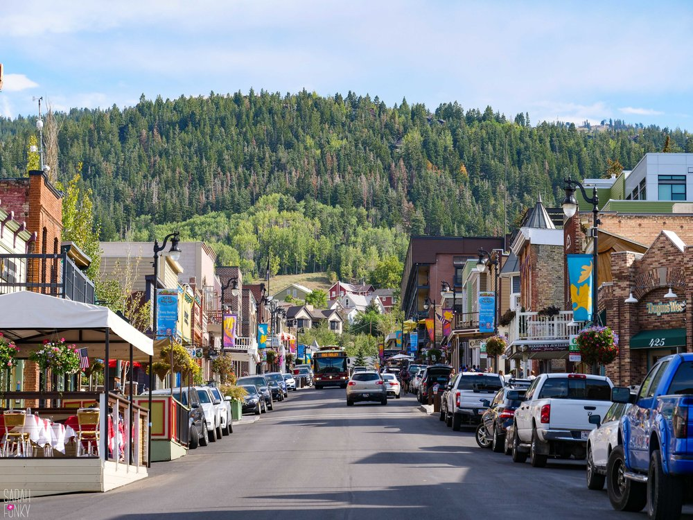 The Five Best Restaurants In Park City Sarahfunky