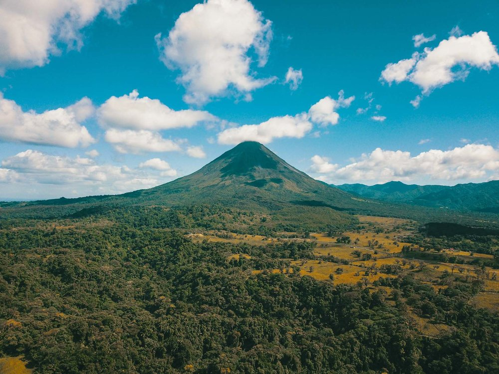 Arenal Volcano - Photo by Luis Yanes