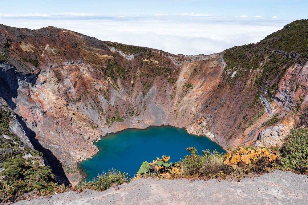 Volcano Irazu - Photo by Sarah Funk