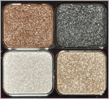 Winter Glitter Makeup Pallet