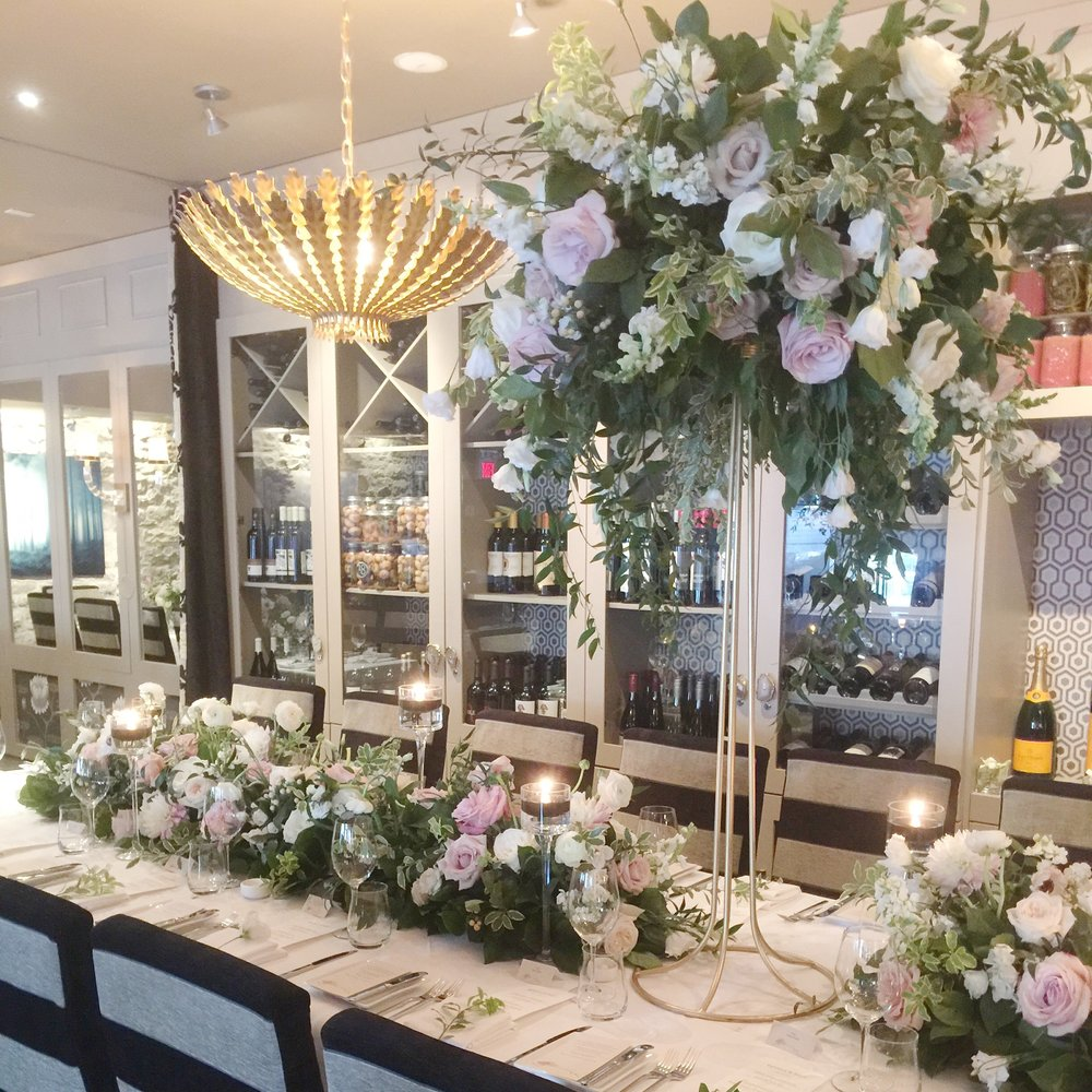 Toast Events Real Wedding Ottawa Restaurant 18