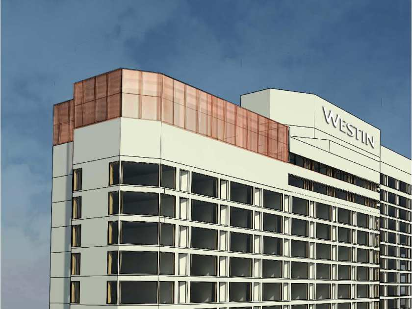 Westin Grand Ballroom Ottawa wedding venue