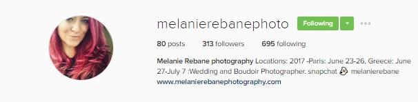 Melanie Rebane Photography