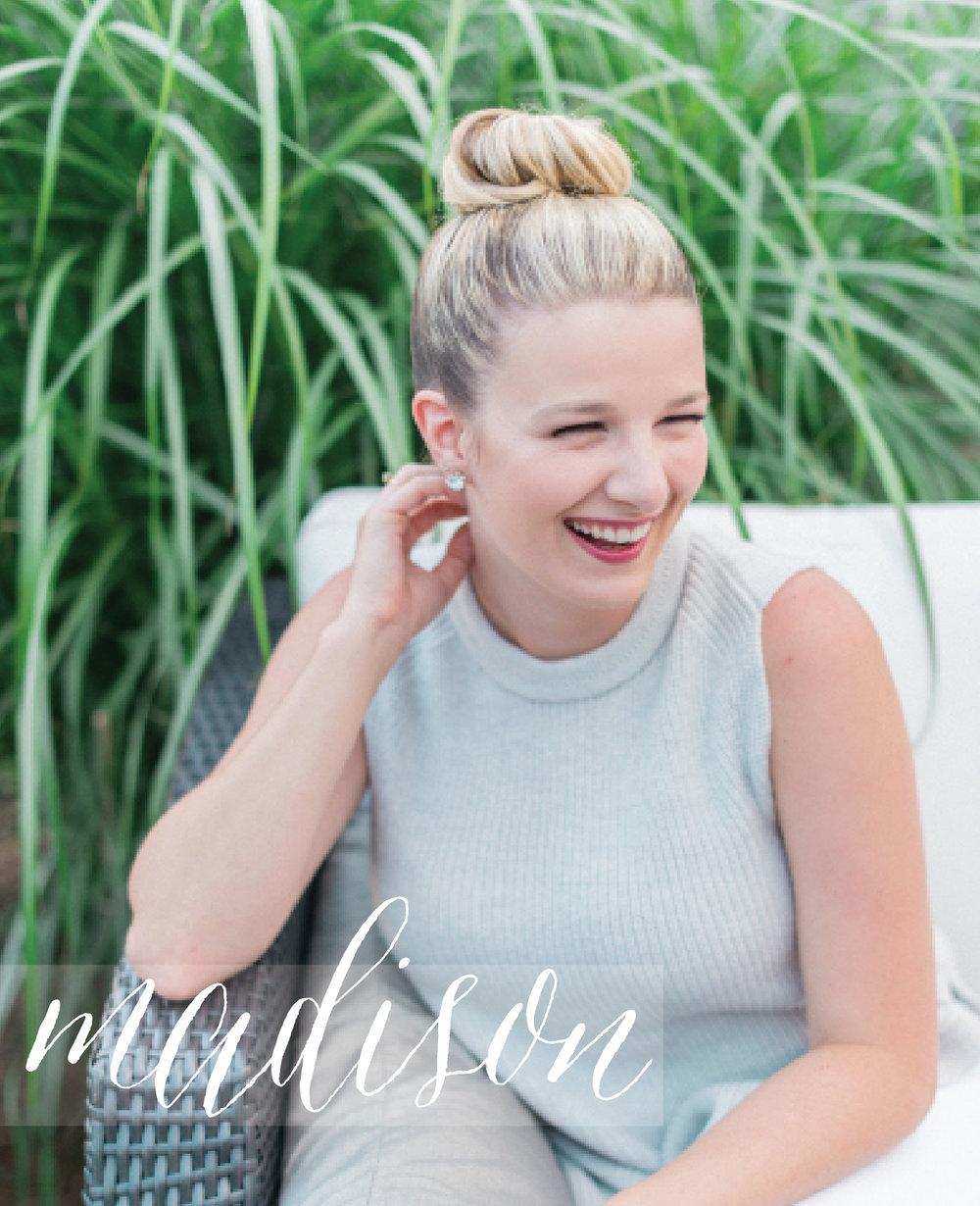 Madison Kelly Ottawa Toast Events Wedding Planner