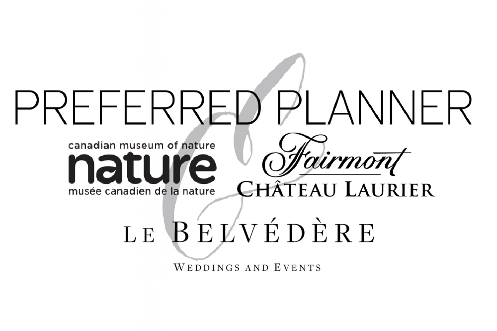 Toast Events Preferred Wedding Planner Chateau Laurier Museum of Nature