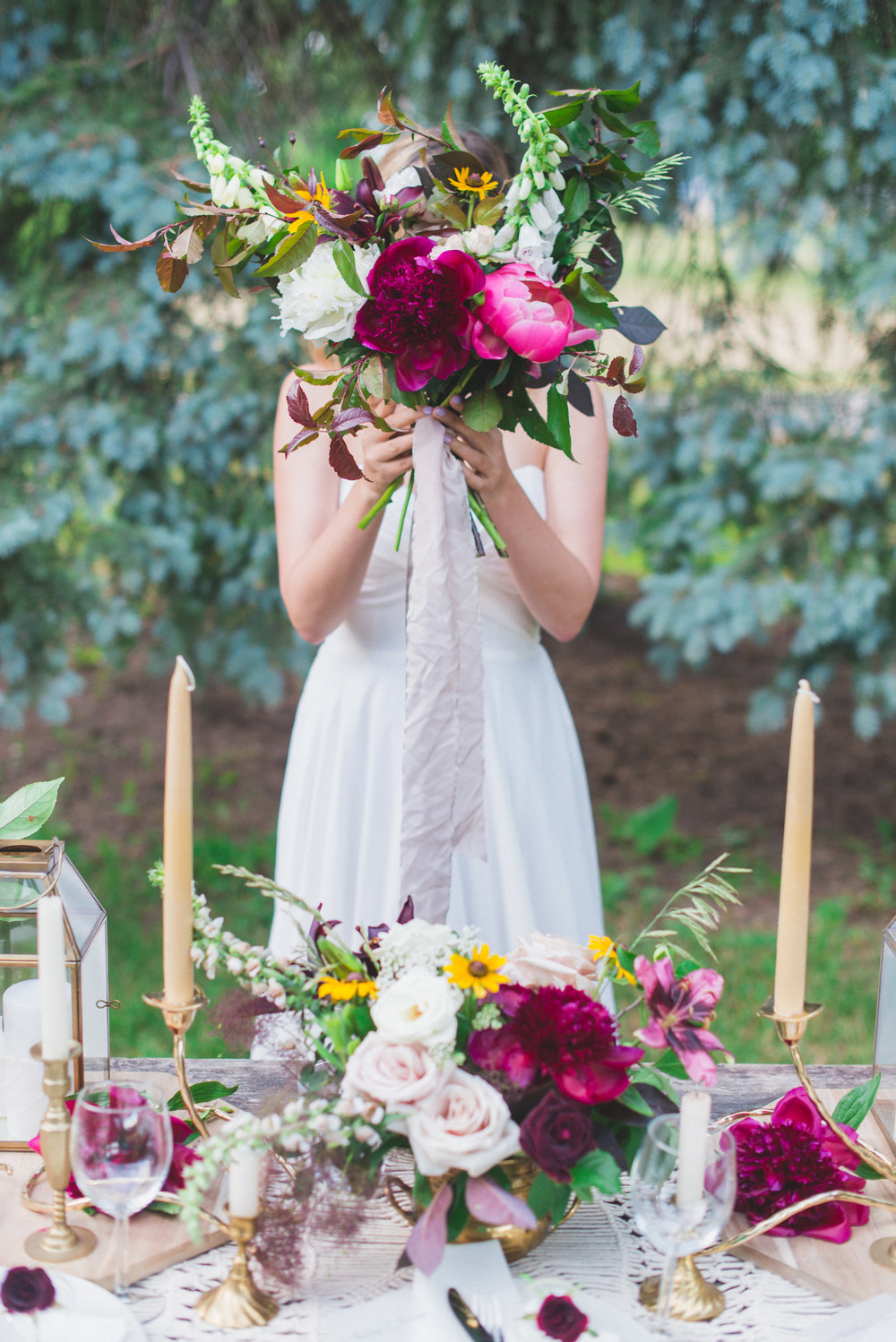 Toast Events Boho Picnic Elopement, Laura Kelly Photography