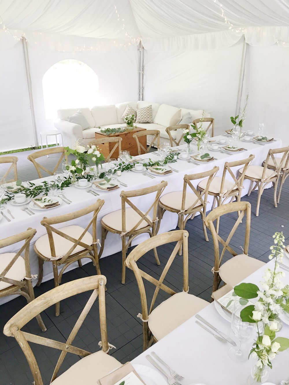 Toast Events Tent Wedding Ottawa Wedding Planner