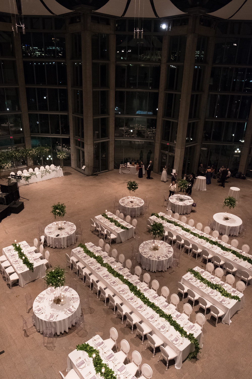 Toast Events Wedding National Art Gallery