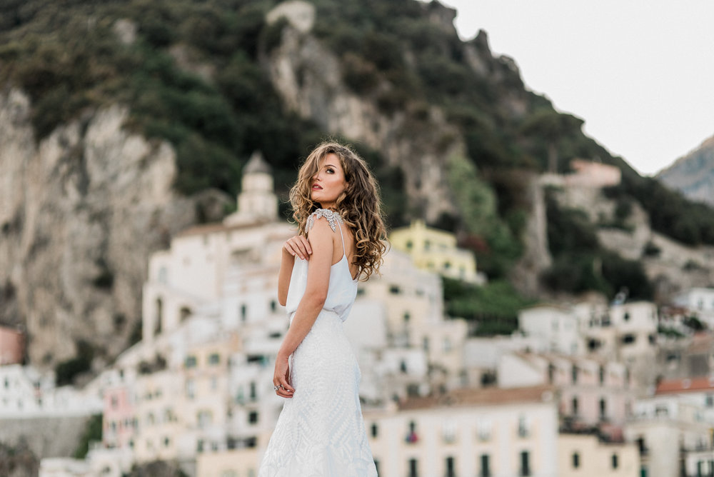 TOAST EVENTS ITALY WEDDING AMALFI COAST