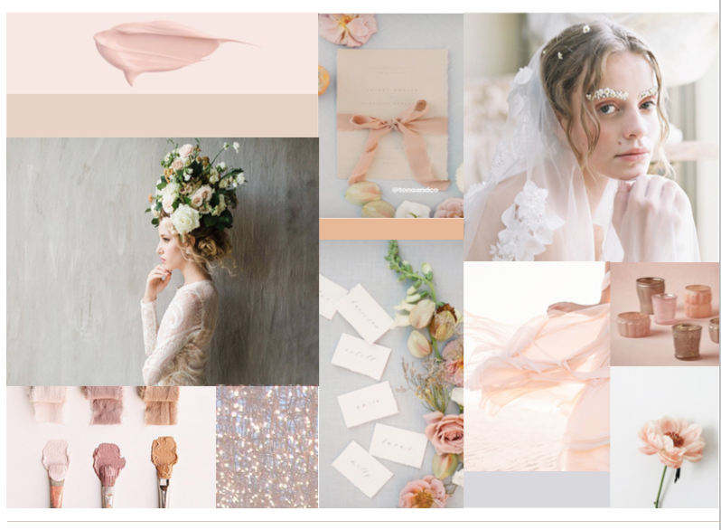 Toast Events Mood Board