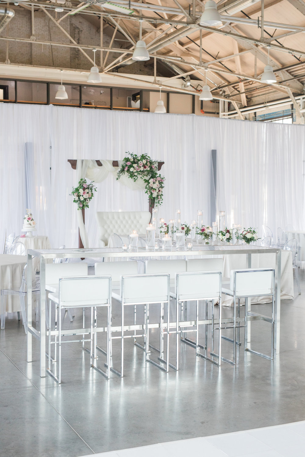 Horticulture Build Toast Events Wedding
