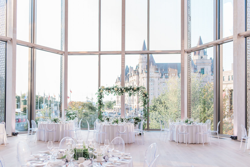 Toast Events Wedding Planning National Art Centre Oborn Room