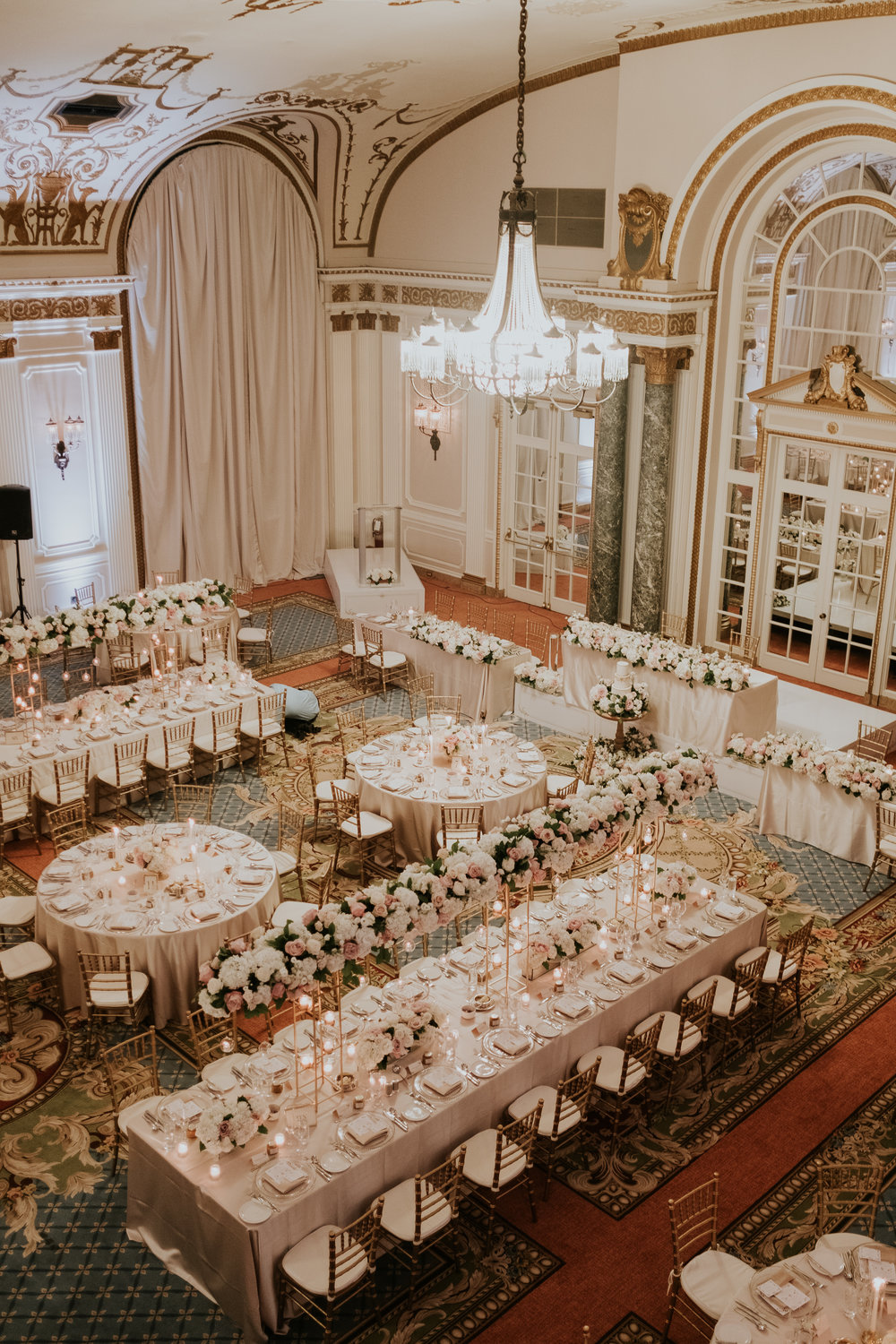 Komal Minhas Wedding Chateau Laurier, Toast Events