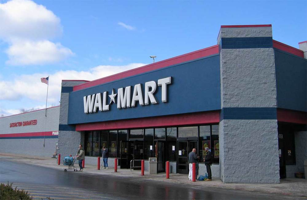 Walmart Vestibules
