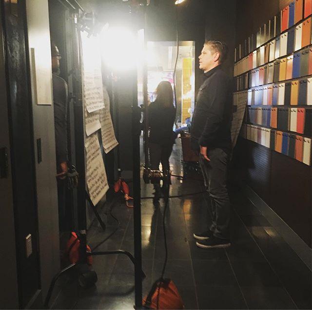 Framing up Shot... NYC #thesoundteam #soundmixer #soundforfilm #sound #sounddevices #sennheiser #lectrosonics #petrol #tentaclesync #sanken #rycote #ktek #neutrik #pelican #sonyfs7 #producer #lineproducer #productioncoordinator #director #filmproducer #productionassistant #directorofphotography #onset #filmset #preproduction #filmmaking #commercial #documentary #corporate