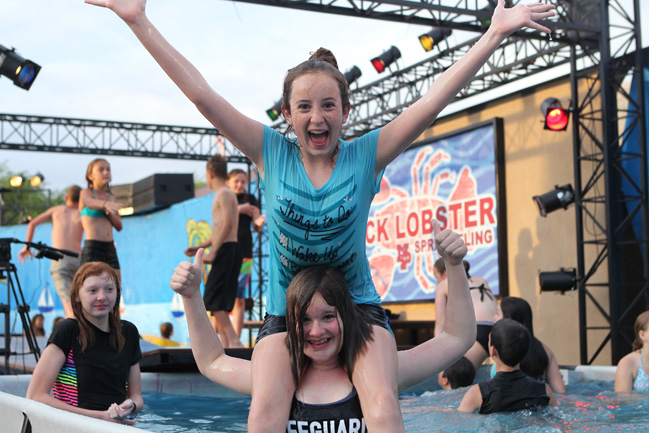 2015:  JH Rock Lobster Beach Party Photo Gallery