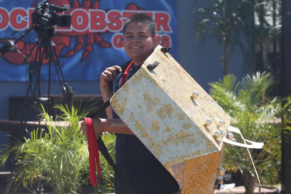 Freshmen win Sea Creature Outfit Contest