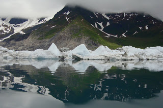 Sea Kayaking in Pederson Lagoon, Seward, AK