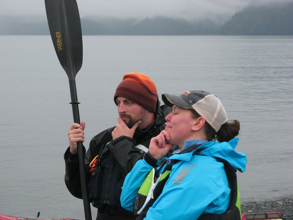 Alaska Sea Kayaking Guides