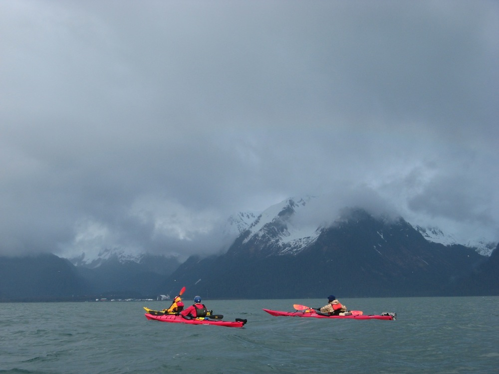 Alaska Sea Kayaking
