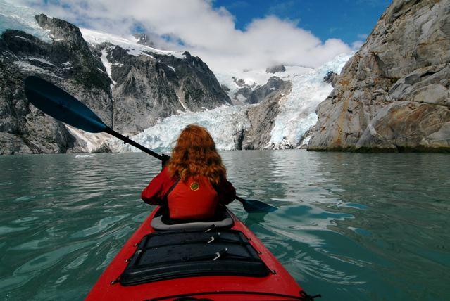 Kayak Camping Northwestern Fjord