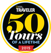 2015 National Geographic Best Tour