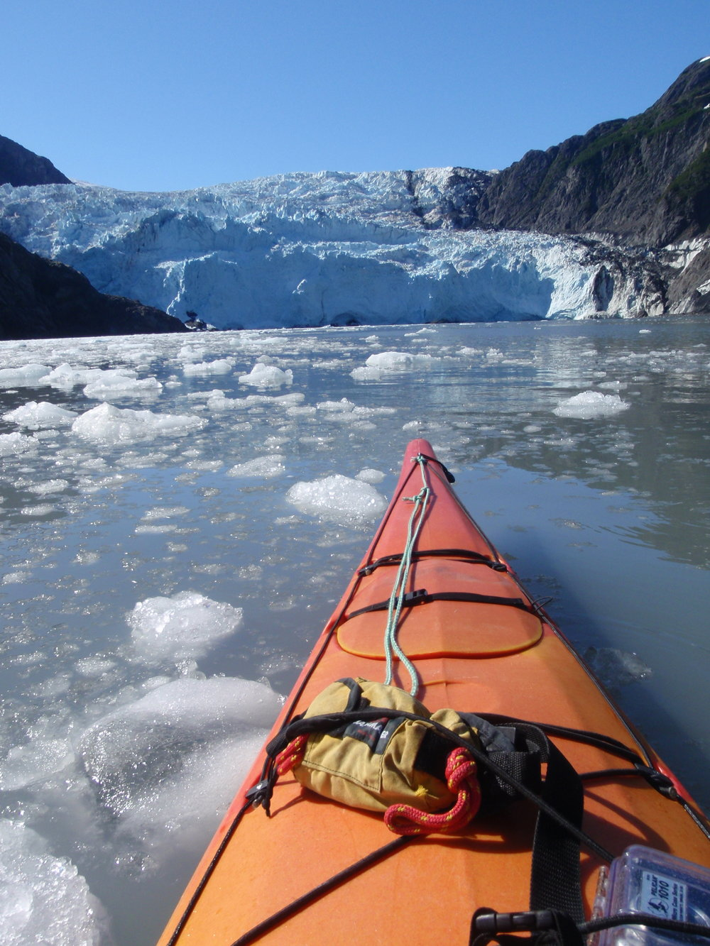 Aialik Bay Glacier Kayaking, Seward, Alaska